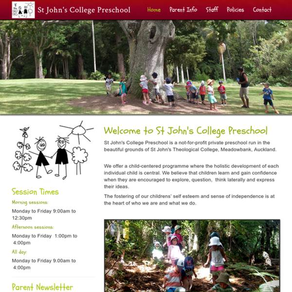 St John's College Preschool