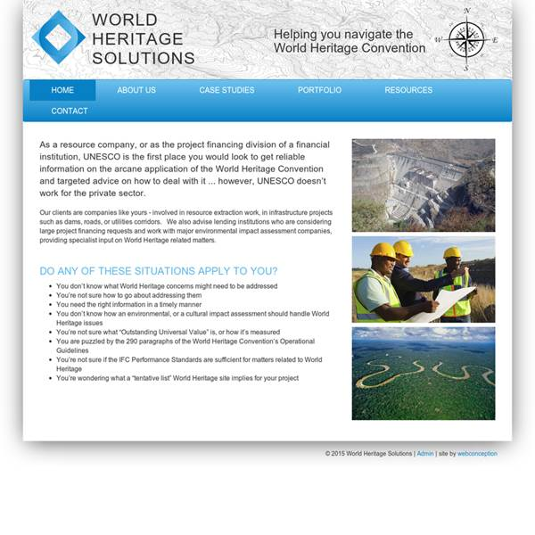 World Heritage Solutions