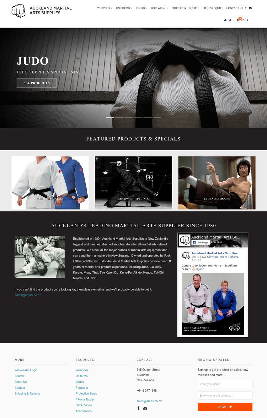Auckland Martial Arts