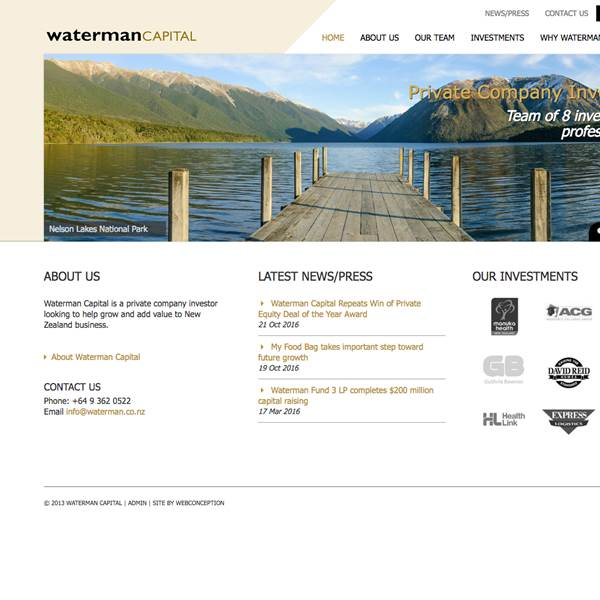 Waterman Capital